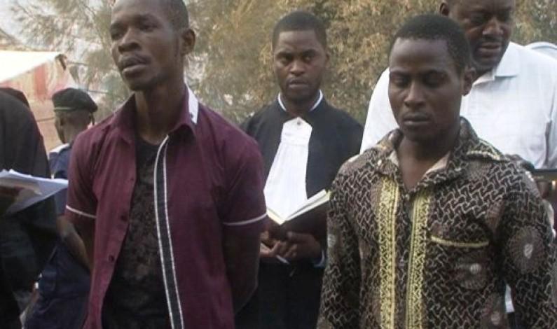 Bas-Congo : sanction exemplaire pour deux racketteurs