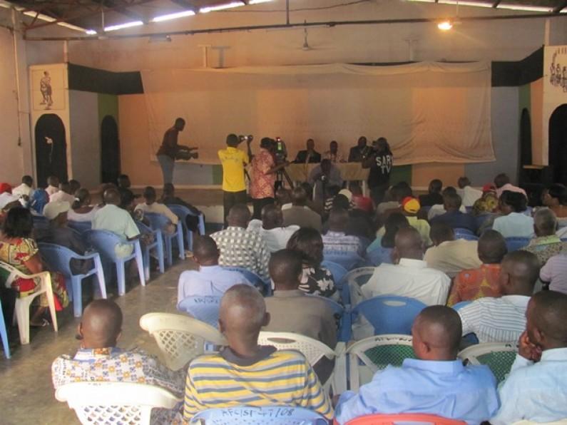 Matadi : ''la présence d'Augustin Matata au stade Lumumba…c'est la poudre aux yeux''