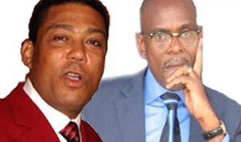 Election : Deo Nkusu et Jean-Marie Molato, ticket de la Majorité présidentielle