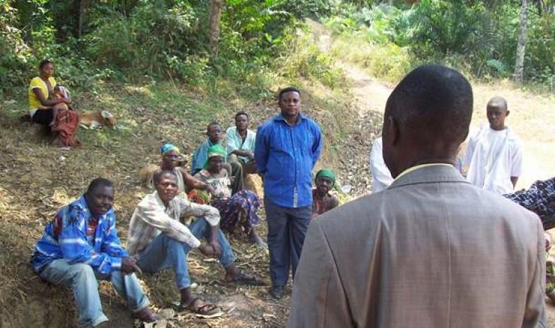 Nzenze-Nkama : les habitants invités à coopérer pour mettre fin à l'insécurité