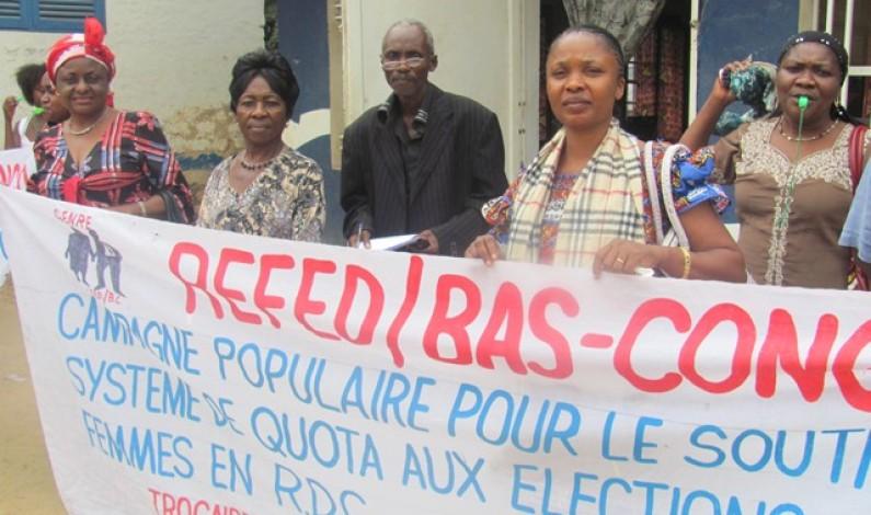 Matadi: Vivement la parité !