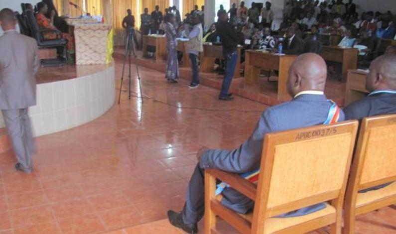Kongo Central : clôture de la session ordinaire de mars marquée par le retour des anciens députés