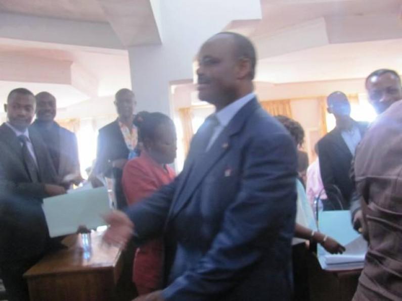 Bas-Congo : trois chantiers prioritaires pour Jacques Mbadu