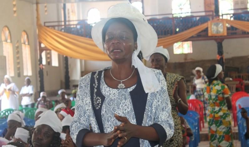 Bas-Congo : les femmes disent non à la guerre