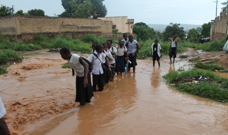 Matadi:Funeste pluie