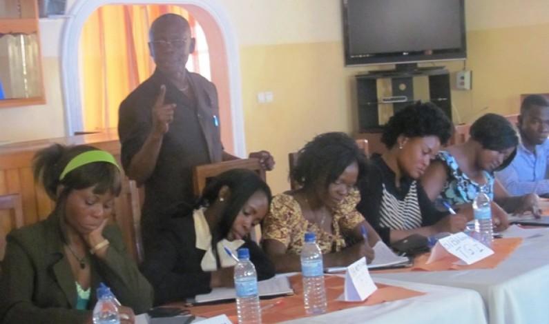 ''Alpha et Omega de la procédure judiciaire'' : des greffiers de Matadi à l'école