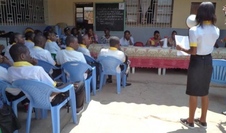 Matadi : Les élèves du Sacré-Cœur invités à dénoncer les violences