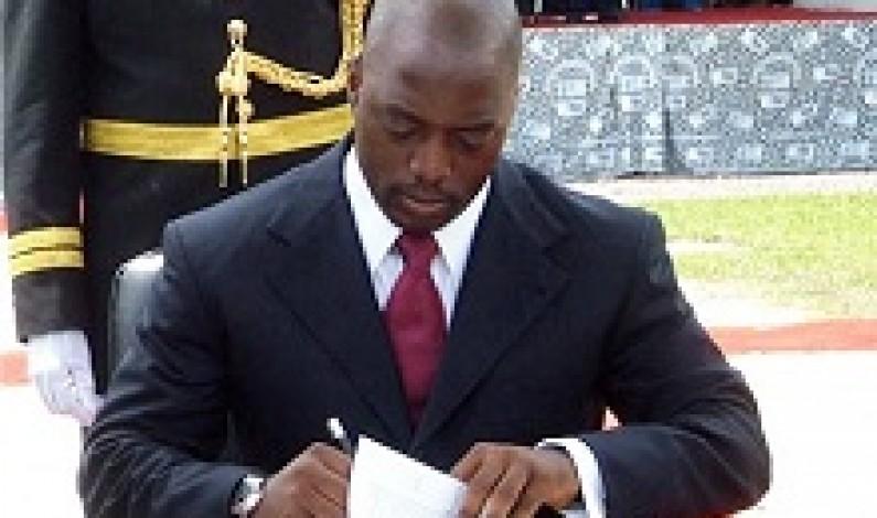 Rd Congo : publication des jours fériés légaux : le 24 mars dans les oubliettes !