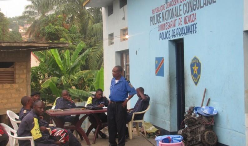 Matadi:la police met la main sur trois présumés racketteurs