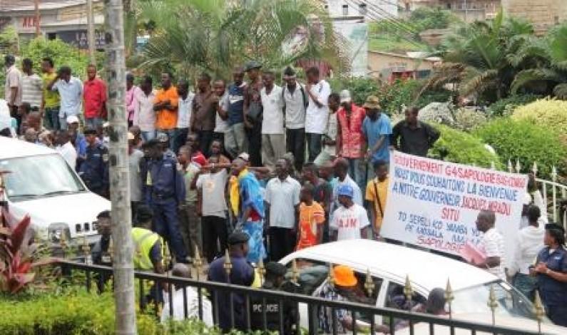 Matadi : Chantage:astuce pour obtenir quelque chose de l'exécutif provincial