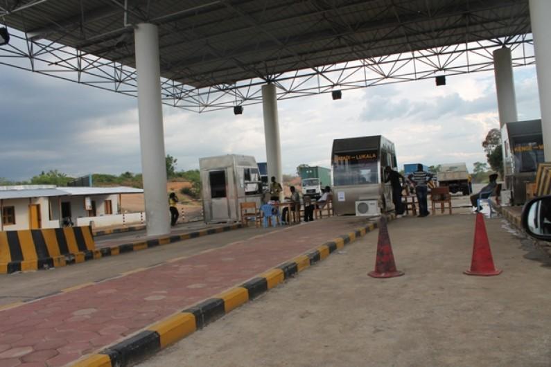 Matadi : l'équipe de gestion du péage sur les routes de Lufu, Yema, Tshimpi et Lukandu est connue