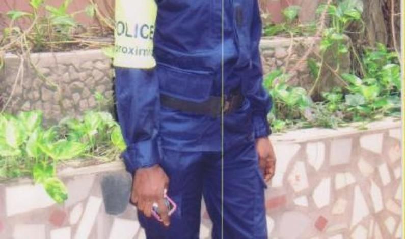 Matadi : Denise Bakadi, une policière modèle