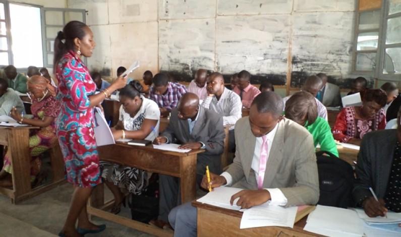 Matadi: Engouement des juristes au test d'admission au barreau