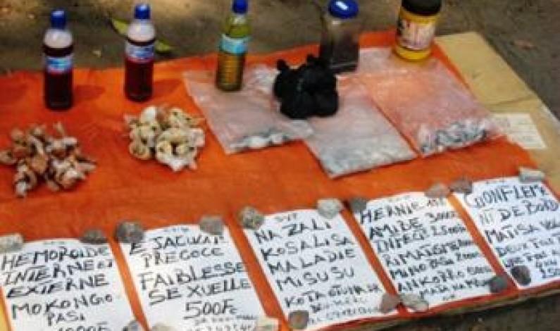 Bas-Congo : dangereuse ruée des jeunes sur les aphrodisiaques