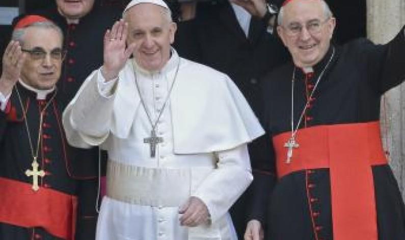 L'élection du pape François : les attentes du continent africain.