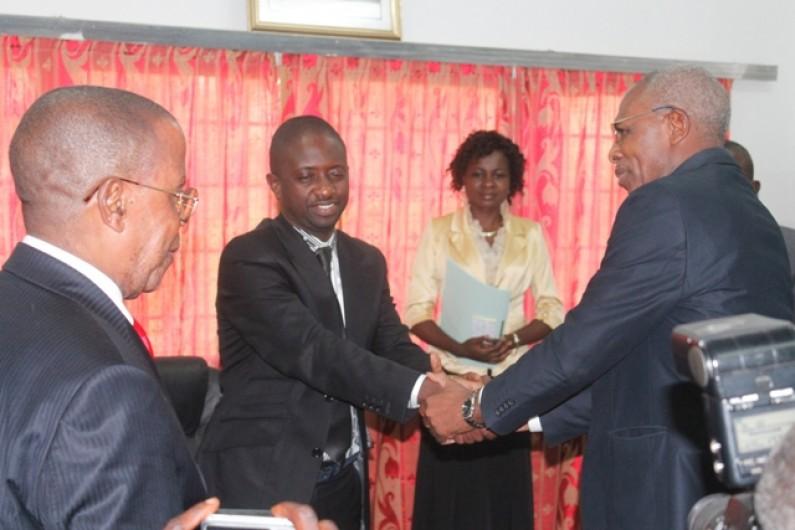 Matadi : Nouveau comité directeur à l'Organisation pour l'équipement Banana-Kinshasa