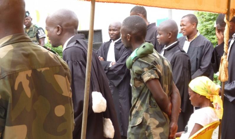 Tribunal militaire de garnison de Matadi : Le mea culpa du présumé assassin de six personnes