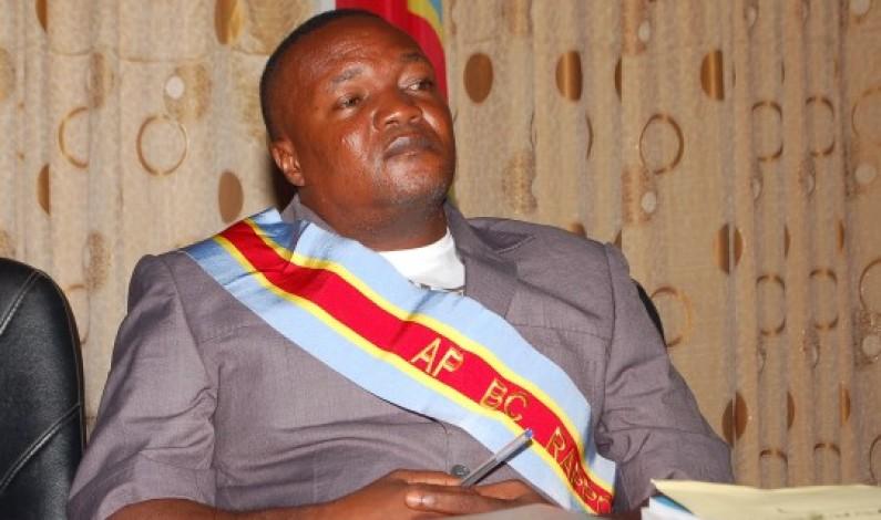 Bas-Congo: Philippe Muanda toujours rapporteur de l'assemblée provinciale