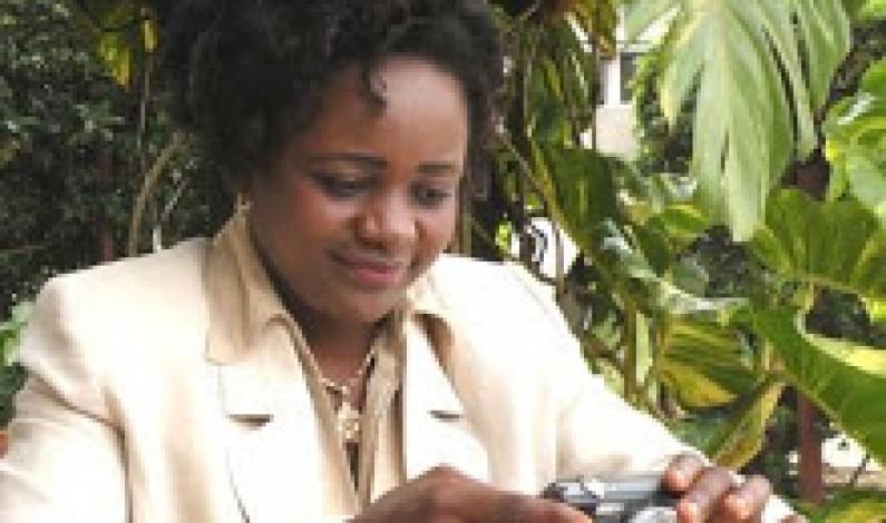 JOURNEE NATIONALE DE LA PRESSE, LE 22 JUILLET. Bas-Congo  : Nana Mbungu, journaliste dynamique et combattante