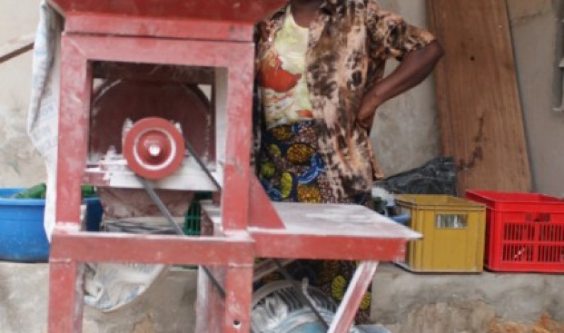 Matadi : Mamie Basilua, agricultrice dynamique