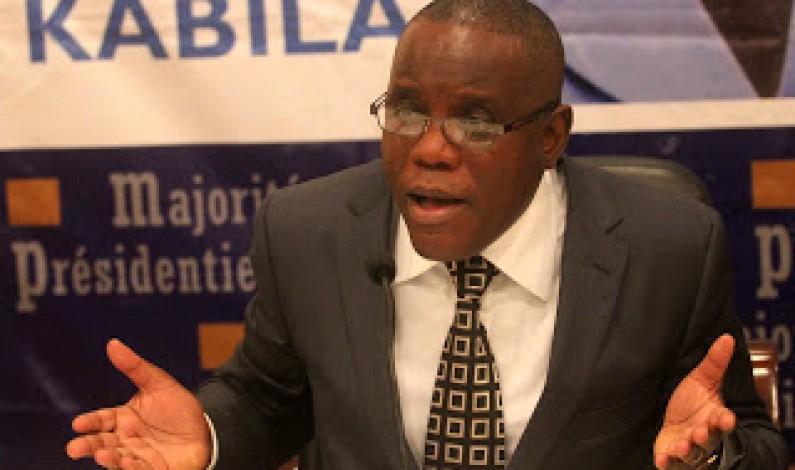 Aubin Minaku: «Le président Kabila partira après les prochaines élections»