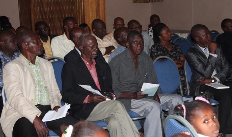 Edgard Mwandwe,nouveau directeur de province éducationnelle de l'enseignement primaire Kongo Central Isecondaire et professionnel
