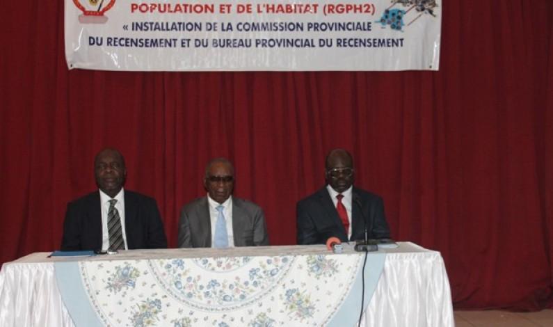 Bas-Congo: deux organes clés du recensement de la population installés