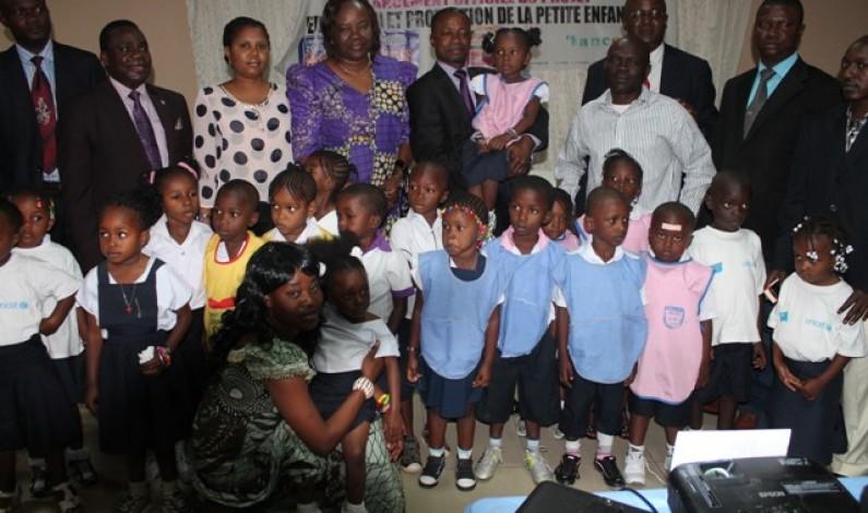 Bas-Congo : ''A l'école tous les petits enfants ''