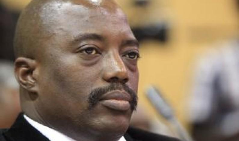 Rd Congo: Joseph Kabila tient au respect  des échéances électorales