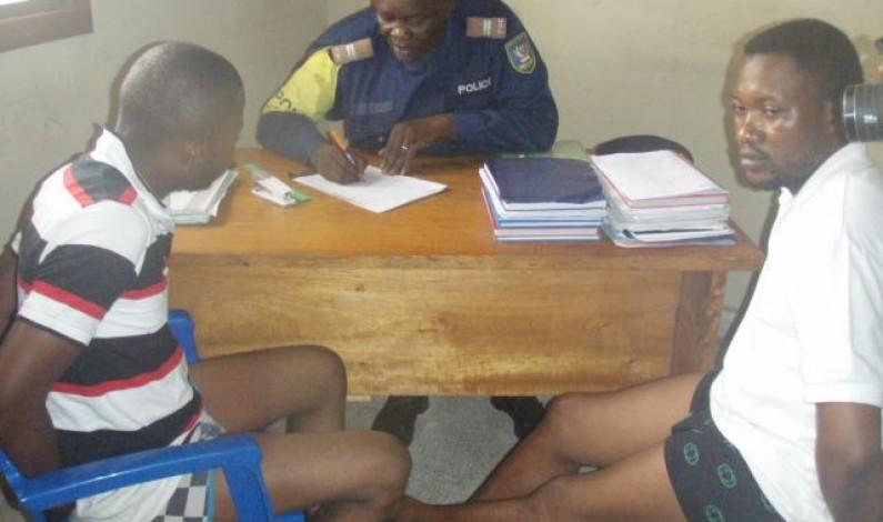 Matadi : deux présumés bandits à mains armées aux arrêts