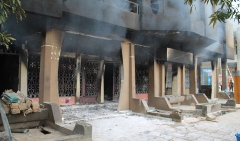 Inga : une trentaine de maisons consumées par le feu