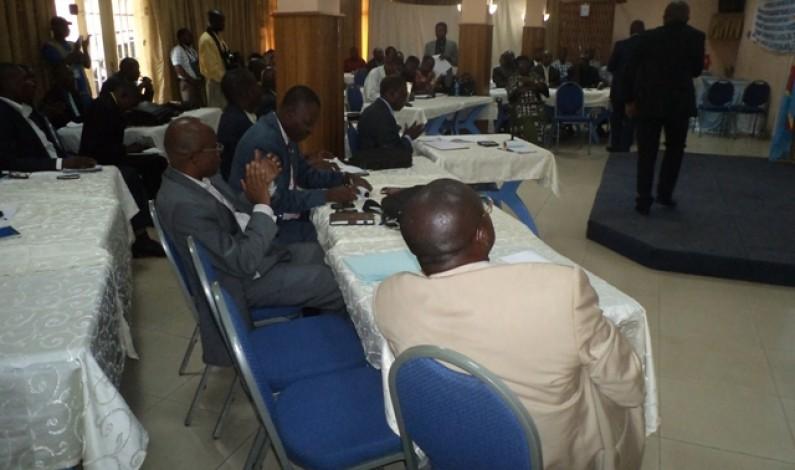 Bas-Congo : A l'école des nouvelles procédures nationales de passation des marchés publics
