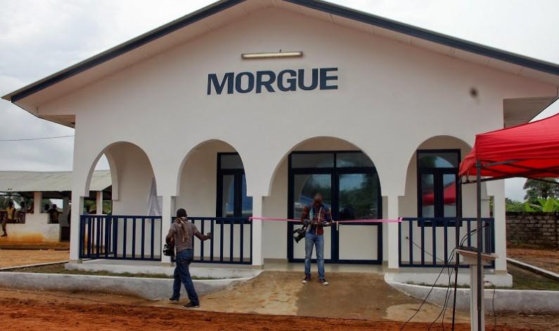 Une morgue moderne pour Moanda