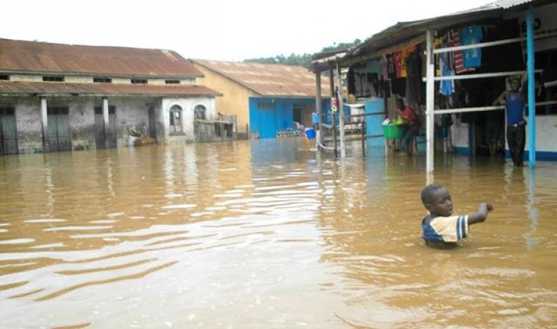 Kongo Central : sept morts après une pluie diluvienne
