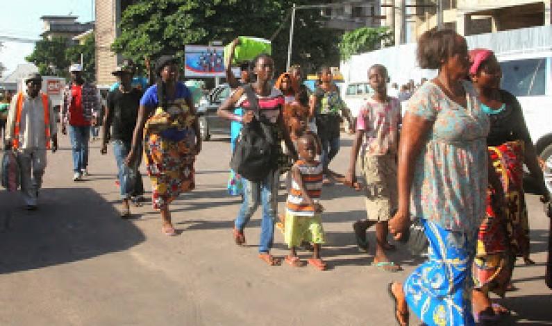 Témoignages poignants des originaires du Bas-Congo expulsés de Brazzaville