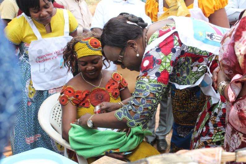 Kongo Central : une campagne de vaccination pour prévenir la fièvre jaune