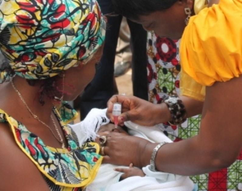 Kongo Central : les enfants de moins de 59 mois attendus pour être vaccinés contre la rougeole