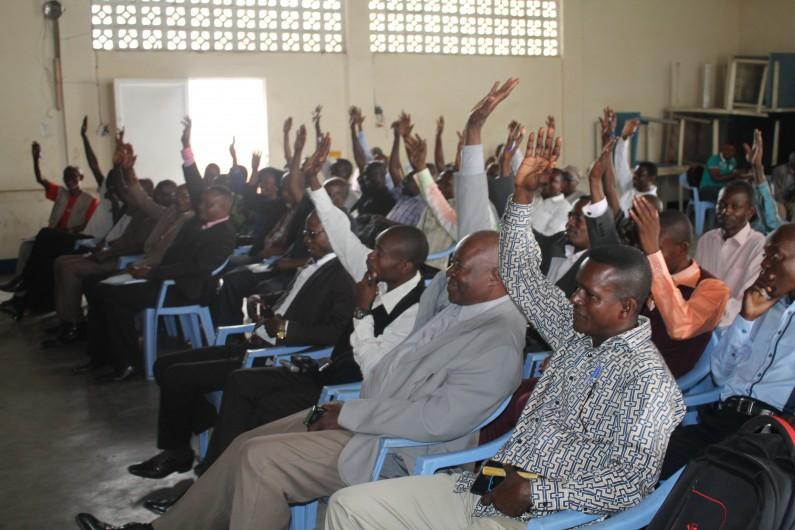 Bas- Congo : nouveau comité de la corporation des journalistes