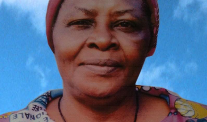 Matadi : la députée Césarine Vazingila tire sa révérence