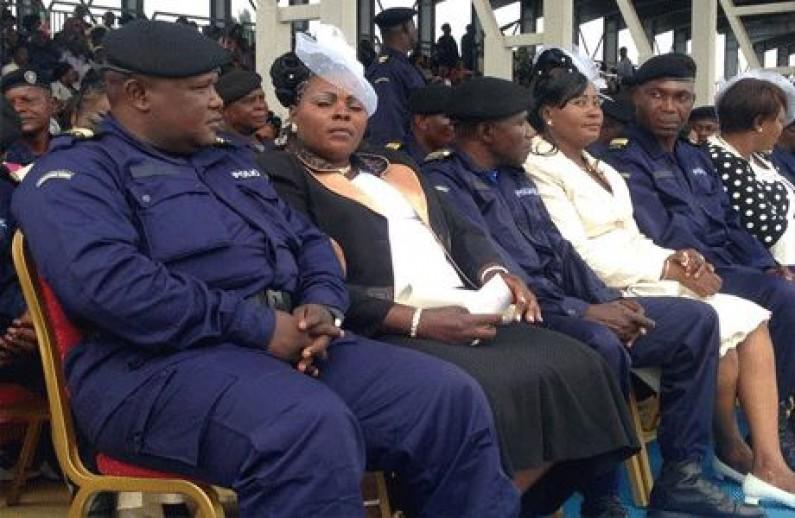 Boma : des couples militaires et policiers enregistrés enfin  à l'état civil
