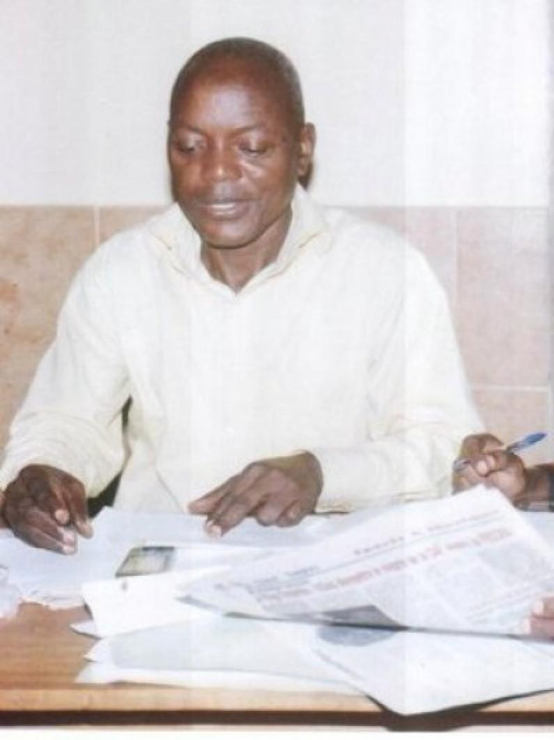 Matadi : Camille Kuzangutulu, chef de station de CCTV n'est plus