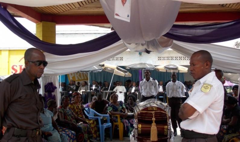 Matadi : ''la mort de Camille Kuzangutulu, une perte incommensurable''