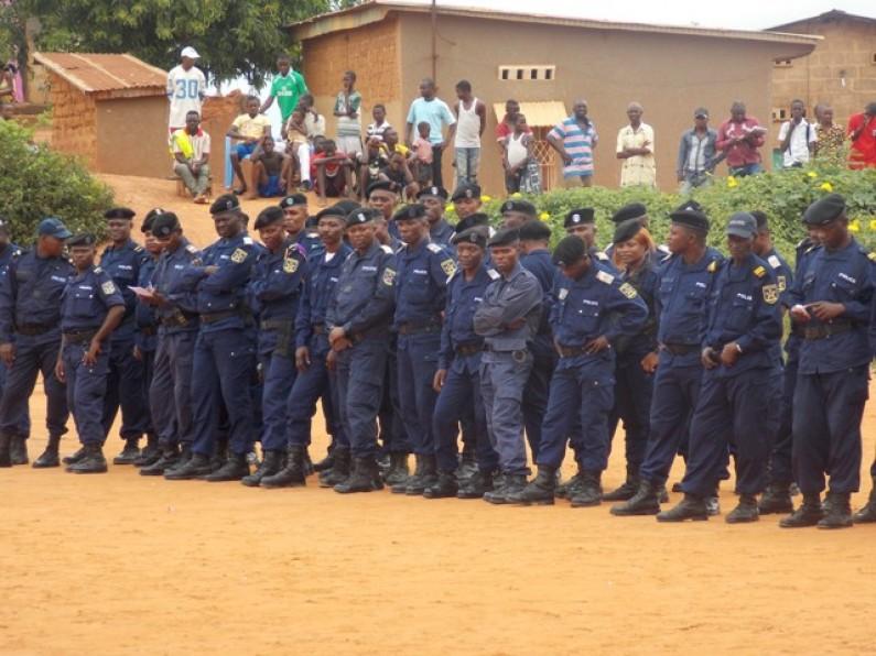Bas-Congo : une mutuelle de santé pour les policiers