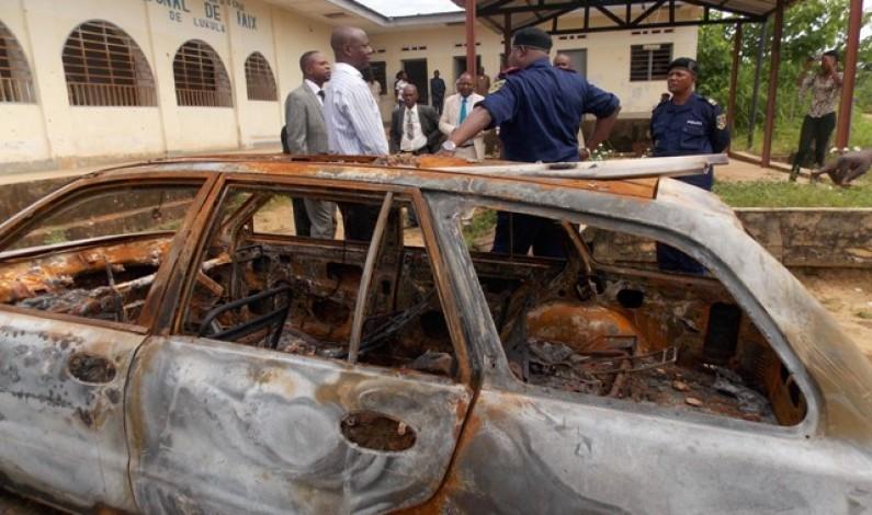 Kongo central: des bandits à main armée volent dans une maison à Lukula