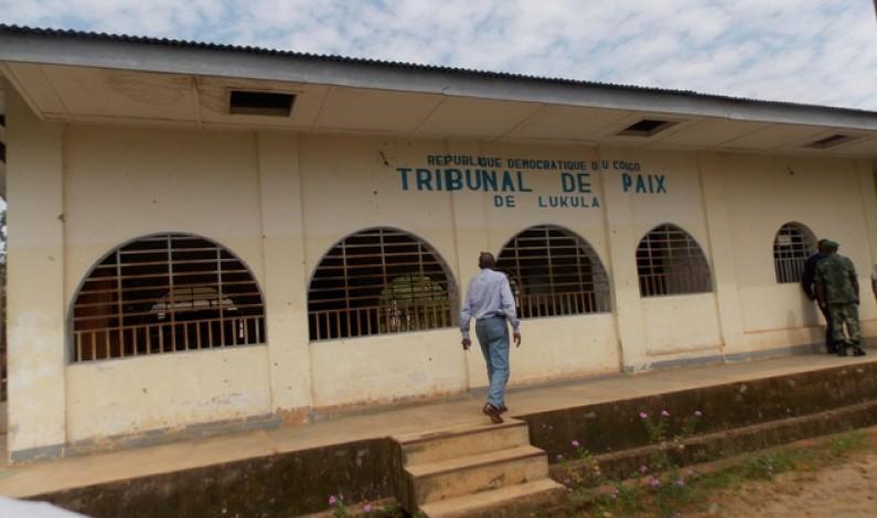 Lukula :en danger, Faustin Yaaya, juge au tribunal de paix se refugie à Kinshasa