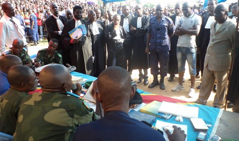 Matadi : le policier agresseur ayant dévalisé un cambiste aux arrêts