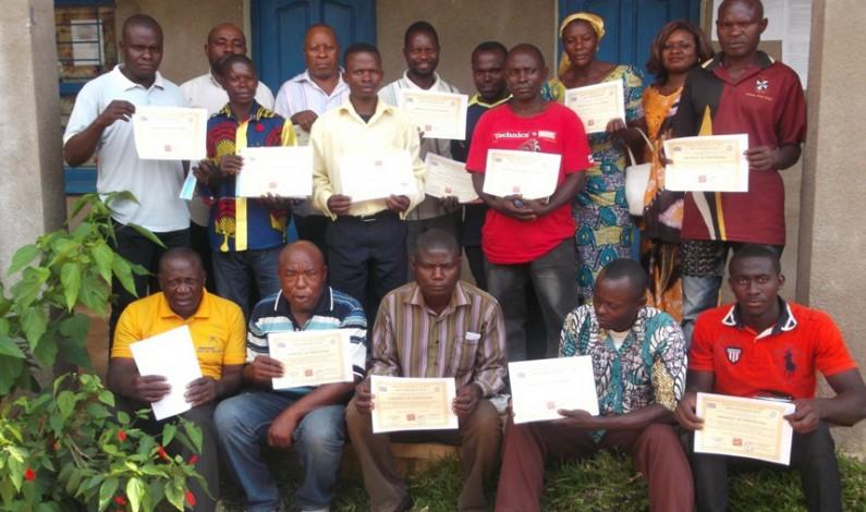 RDC:des paysans armés pour accroître le rendement de la pomme de terre