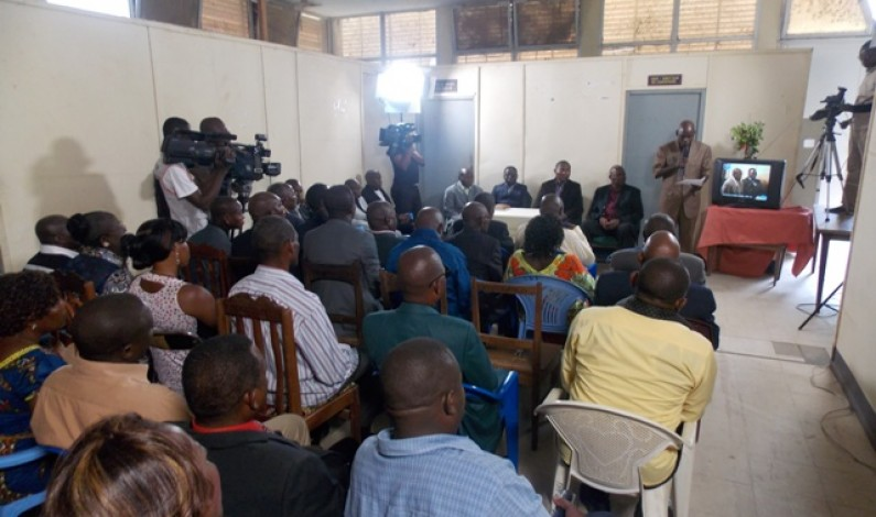Bas-Congo: le nouveau directeur de la chaîne provinciale compte sur ses agents