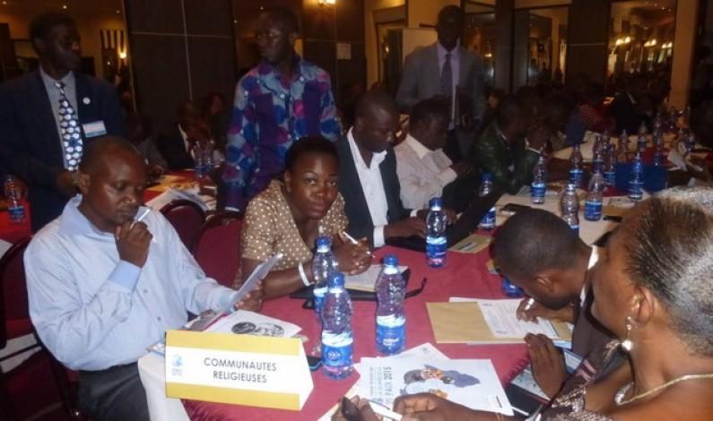 Kinshasa : les jalons posés pour une journée de la paix réussie
