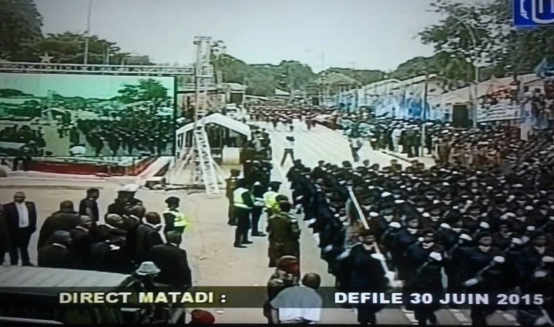 Fête de l'indépendance : le gouverneur remercie le chef de l'Etat pour son attention sur le Kongo Central